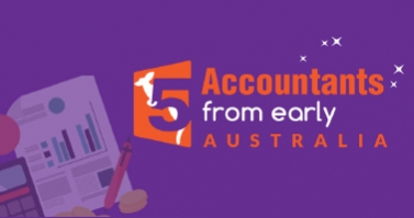 5 ACCOUNTANTS FROM EARLY AUSTRALIA - PART1